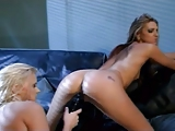Hannah Harper en Ashley Long - Extreem Anaal