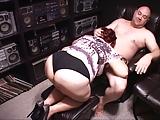 Oma anal grote kont BBW MILF